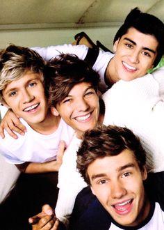 One Direction minus harry