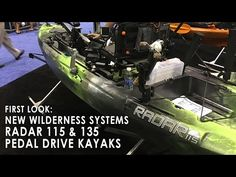 Pedal Kayak, Kayak Bass Fishing, Wilderness Systems, How To Look Pretty, Kayaking, Solar, Field Trips, Youtube, Sweet