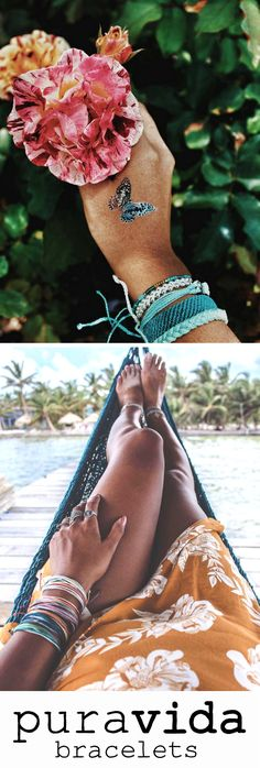 Style your wrist this season with beautiful hand-made bracelets! Made with love in Costa Rica, every bracelet purchased helps to provide full-time jobs to 100+ local artisans. Use code 'PV20' for 20% off plus free shipping on all U.S. orders over $25. Live free and join the Pura Vida movement!