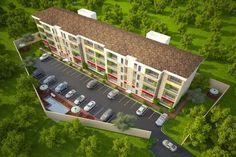 Aerial View (Pearl Capital, Abuja, Nigeria)