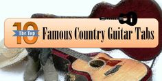 Ten Classic Country Guitar Songs aimed at Beginner - Intermediate Players.  Learn to Play 10 Famous Country classics from artists like Johnny Cash, Garth Brooks, Taylor Swift, Lonestar, Kenny Rogers and a few more...