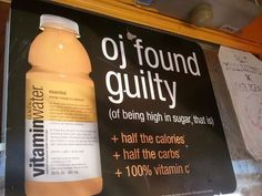 vitamin water is crap but this ad is just great