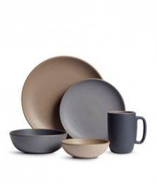 Miller Full Dinnerware Set