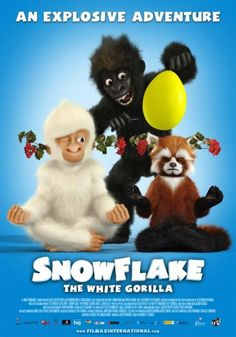 Snowflake: The White Gorilla. Watched June 25, 2015.