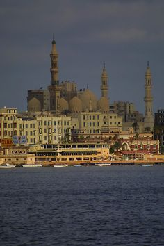Alexandria, Egypt http://www.skyscrapercity.com/showthread.php?t=203126