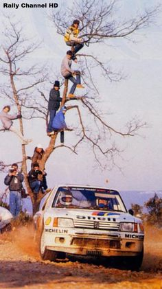 Rally Portugal 1985 EXTREME