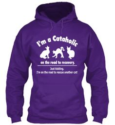 I'm a Cataholic Limited Edition Hoodie | Teespring