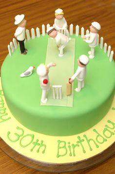 53 Best Cricket Themed Cakes Images Cricket Theme Cake
