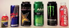 WATCH: What's Really Behind The Jolt In Your Energy #Drink? #healthyeating