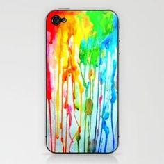 Colours of life iPhone & iPod Skin by Sreetama Ray | Society6