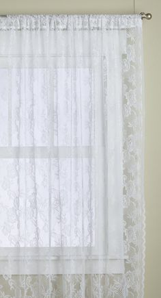 Lorraine Home Fashions Monaco Super Wide Tailored Window Panel , 120 by 63-Inch, Snow White, Set of 2 ** You can find out more details at the link of the image. (This is an affiliate link) #WindowTreatments