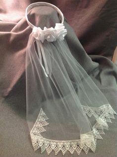 Girls First Communion Veil