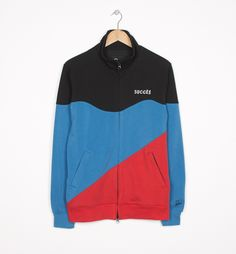 track top succès - black, blue & red