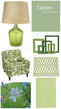 Spring Green Color Inspiration