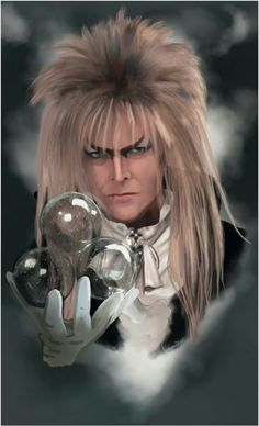 P David Bowie - Long Live The Goblin King. Long Live The Goblin King Goblin King Labyrinth, Labyrinth Goblins, Jim Henson Labyrinth, David Bowie Labyrinth, Labyrinth 1986, Labyrinth Movie, David Bowie Art, Labyrinth Quotes, Labyrinth Tattoo