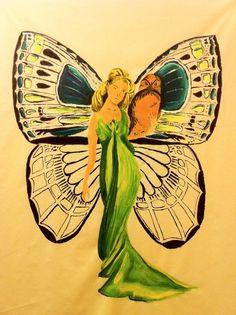 one of mine - a bit of fairy fun