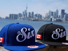 The Six Script Snapback Cap by NEW ERA