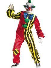 My JJ's costume. He loves Horror everything