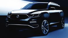 Ssangyong presentara su nuevo vehículo Y400 en Abril