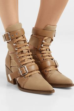 Chloé Rylee low boots ZBNf7G