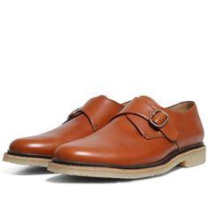 A.P.C. Buckle Shoe (Brick)