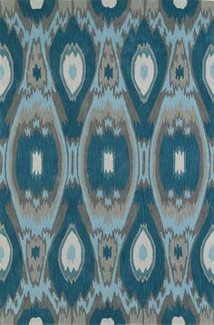 Aloft Dalyn Teal Area Rug