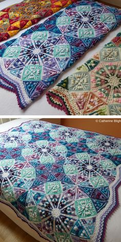 Are you looking for something really stunning? The Best CALs To Try This Year has already won the Crochet Quilt Pattern, Crochet Blocks, Crochet Squares, Crochet Blanket Patterns, Crochet Stitches, Crochet Blankets, Crochet Gifts, Free Crochet, Knit Crochet