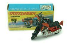 Honda - Matchbox 1974 - Series Nr. 18