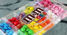 a box M,s nice colours