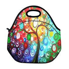 ICOLOR Colorful Tree Insulated Neoprene Lunch Bag Tote Ha... https://www.amazon.com/dp/B00NSB39LA/ref=cm_sw_r_pi_dp_x_3doNyb5XSZ13W