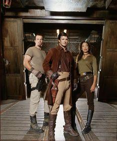 Firefly Cast Promotional Photo