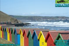 Beach huts in Whitby, England ..!! #Best #Taxi and #driver #service #provider #ahmedabad Call : 78-78-886-886 www.hello2taxi.com