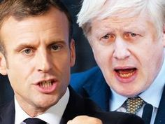 FRANCE has made clear it does not want to be shackled to the tight deadline British Prime Minister Boris Johnson is seeking to impose for the upcoming free trade talks between Britain and the EU. Mr Johnson, Boris Johnson, House Of Lords, Public Information, British Prime Ministers, House Of Commons, British People, Election Results