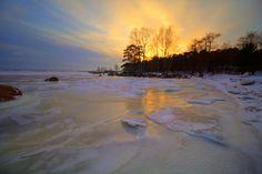Little Beach, Kotkansaari, Kotka, Finland