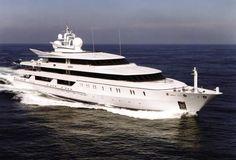 Yacht: Al Mirqab  Owner: Sheikh Hamad bin Jassim bin Jaber Al-Thani  Price: $250 Million