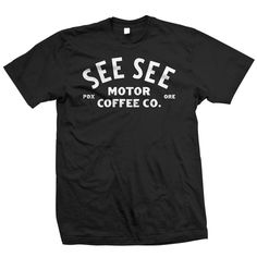 See See Motorcycles - Online Shop — Mens Motor Coffee Tee