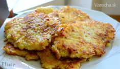 Rýchle zemiakovo-kapustové placky - Recept