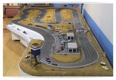 Riverside Raceway | Slot Mods Raceways
