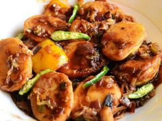 Awesome Cuisine gives you a simple and tasty Egg Manchurian Recipe. Try this Egg Manchurian recipe and share your experience. For more recipes, visit our website www.awesomecuisine.com