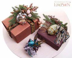 Корпоративные подарки и идеи к Новому году от LoraShen   Блог LoraShen