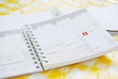 Personal Planner by wildolive, via Flickr