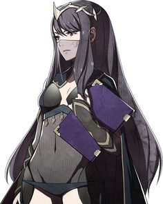 I do like this idea a lot better, but then she effectively becomes NotTharja even though she would be better than Tharja