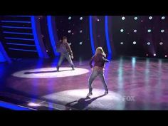 If I Were A Boy (Hip Hop) - Lauren and Dominic (All Star) - YouTube (Lee Liebeskind)