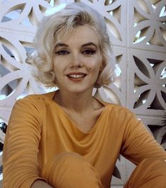 Marilyn Monroe's final photoshoot picture, just three weeks before her death in 1962