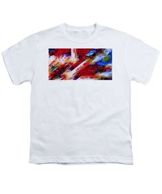 Youth T-Shirt - Abstract 0713