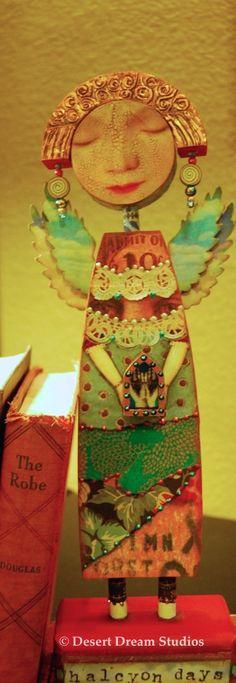 Imaginarium - Anthology of an Art Doll artfulgathering.com