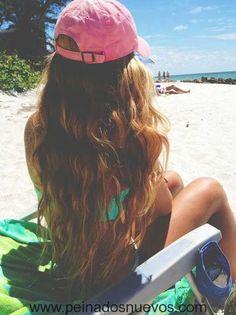 Playa Ondulado Peinado