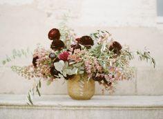 Photography: Sylvie Gil Photography - sylviegilphotography.com  Read More: http://www.stylemepretty.com/2015/05/28/charming-burgundy-wedding-inspiration/