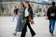Paris Fashion Week: lo street style
