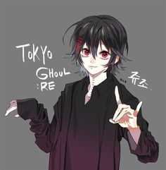 "Tokyo Ghoul - ""/cm/ - Cute/Male"" is imageboard for posting pictures of cute anime males. Kaneki, Juuzou Tokyo Ghoul, Juuzou Suzuya, Anime Guys, Manga Anime, Anime Art, Estilo Anime, Fan Art, Akira"